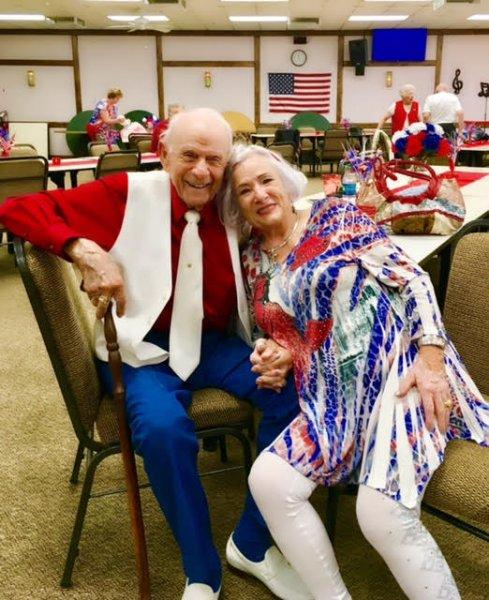 Ernie Brothers and Lisa Kellogg
